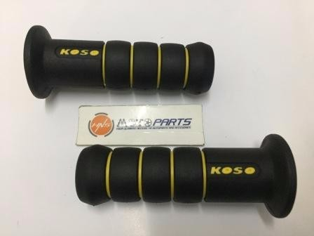 Hand Grip Koso Aurora Black Yellow
